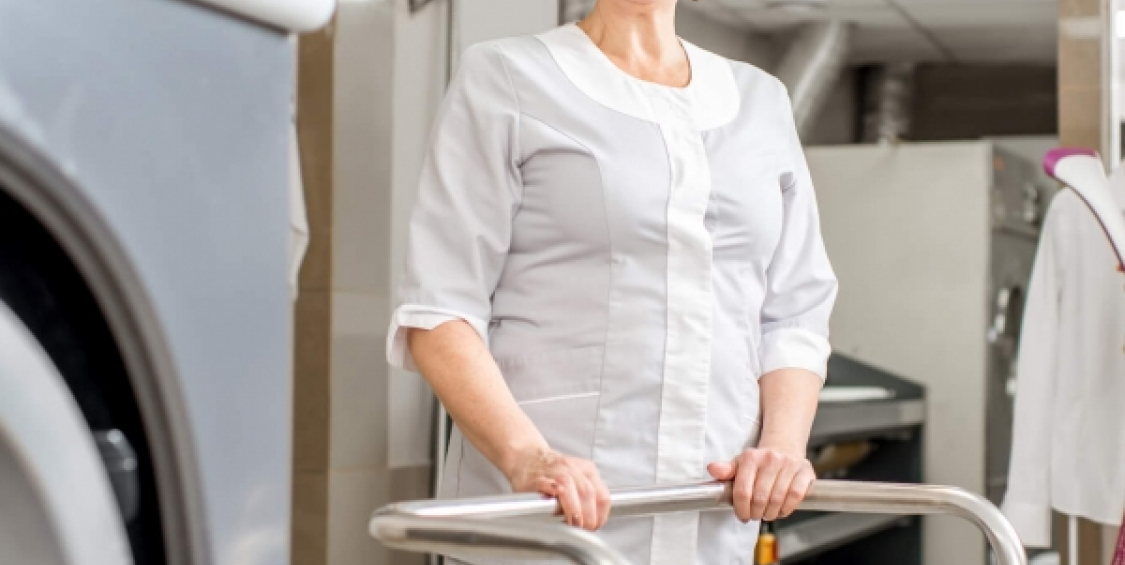 Benefits of green laundry programmes, hotel case
