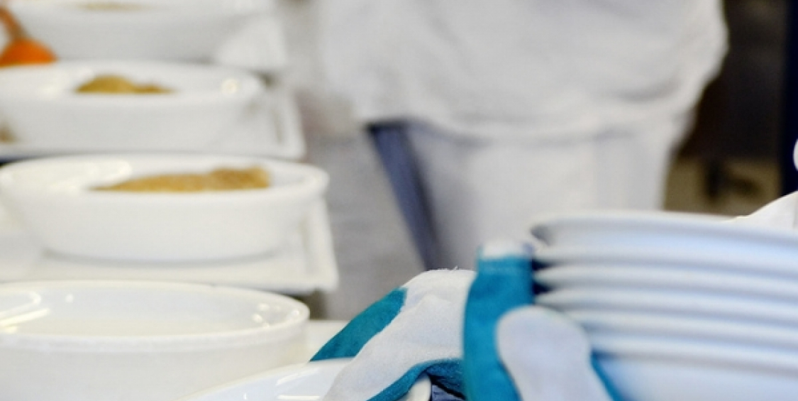 Hospital in France reduces food waste