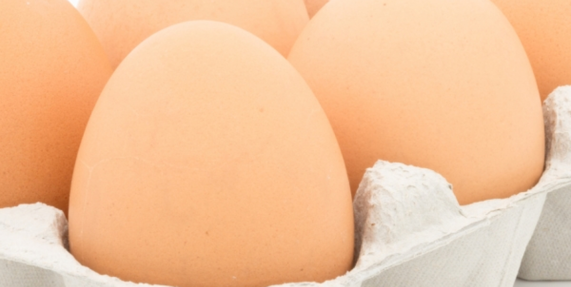 Reducing food and packaging waste in egg supply chain