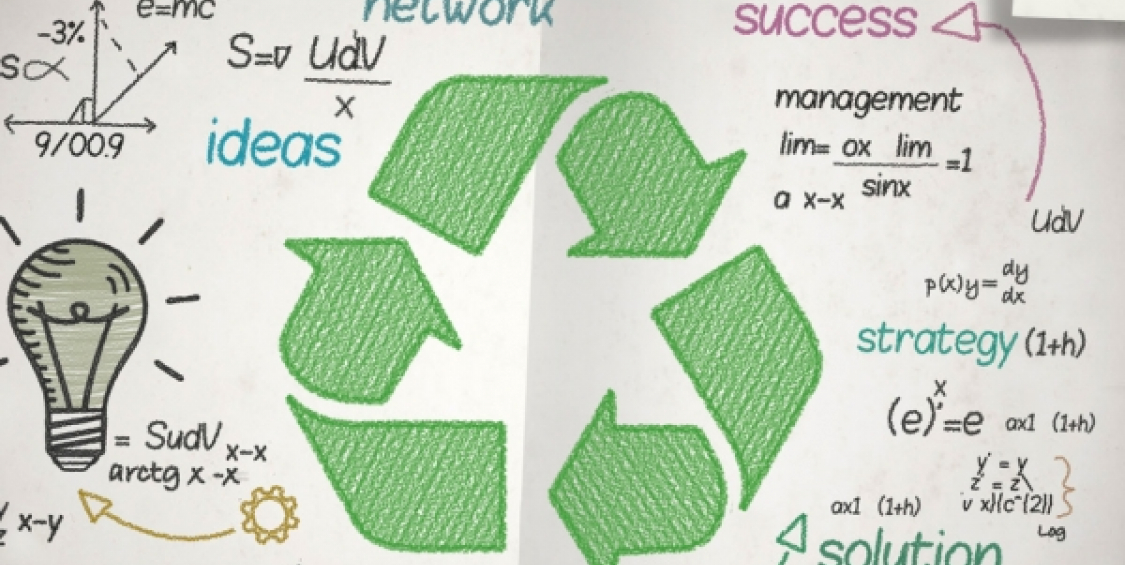 Improved recycling process through employee training