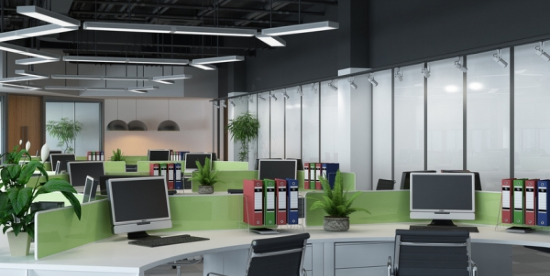 Collaborative workplace is inspirational and sustainable