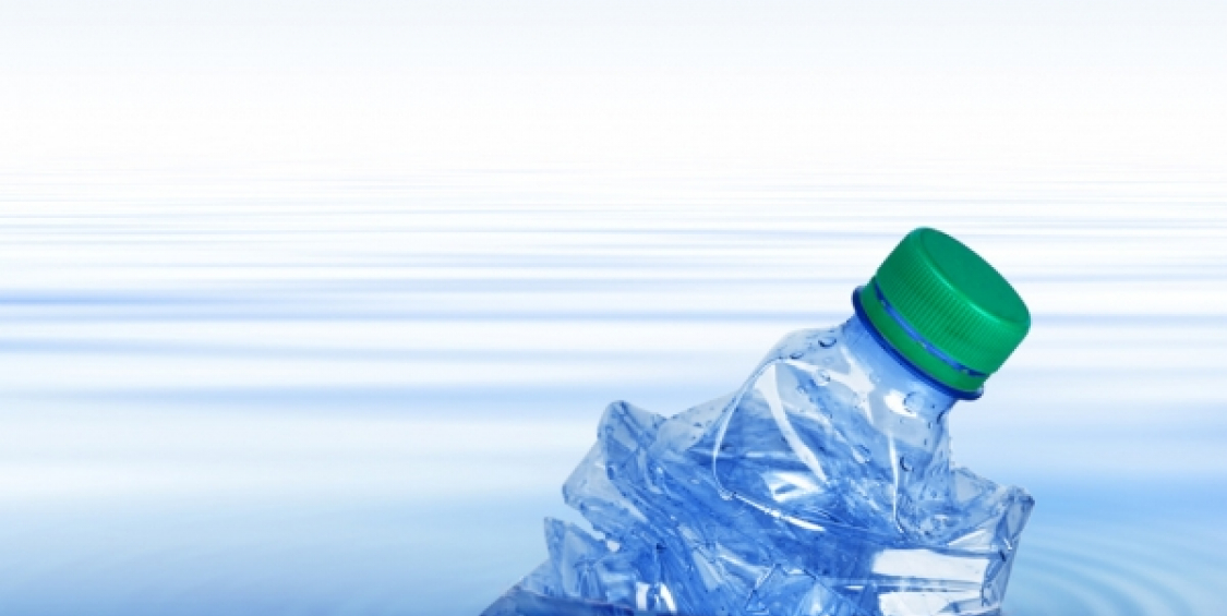 World's first product packaging made from ocean plastic