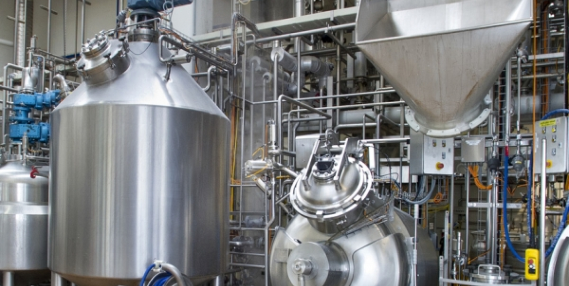 Fine-tuned energy management in French cannery