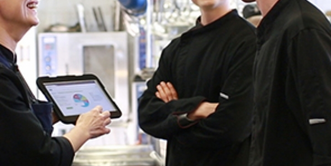 Web application helps to minimise food waste in restaurants