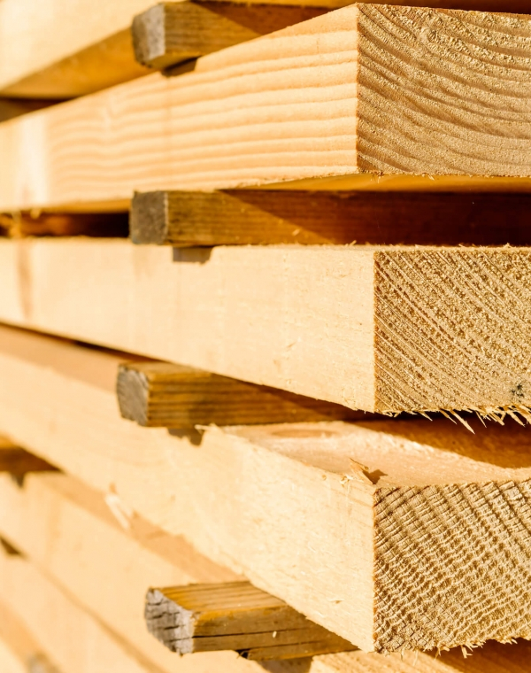 Sawmill optimises timber drying
