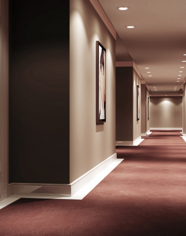 Hotel lighting system renovation delivers further energy savings
